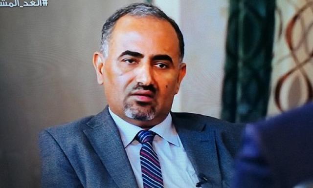 الرئيس الزبيدي ي غفل المهرة ويدافع عن السعودية