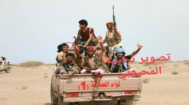 """""""عندما تنتهي المعركة يكثر الأبطال"""" مصور حربي في صف القوات الجنوبية يروي تفاصيل ماحدث لقوات طارق أمام الحوثيين قرب ميناء الحيمة بالحديدة"""
