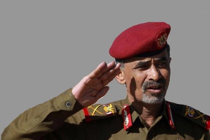 الشرعية تلتهم مرتب وزير الدفاع الأسير ''اللواء الصبيحي''