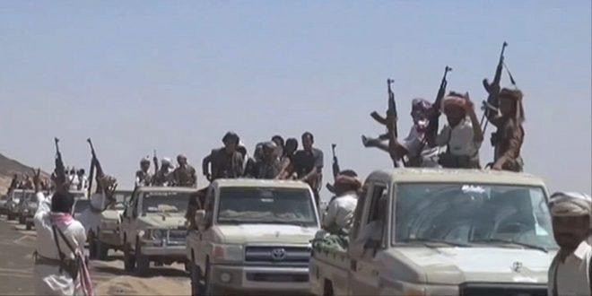 مأرب: قبائل عبيدة تأسر عدد من قوات التحالف بعد اشتباكات عنيفة بين الطرفين