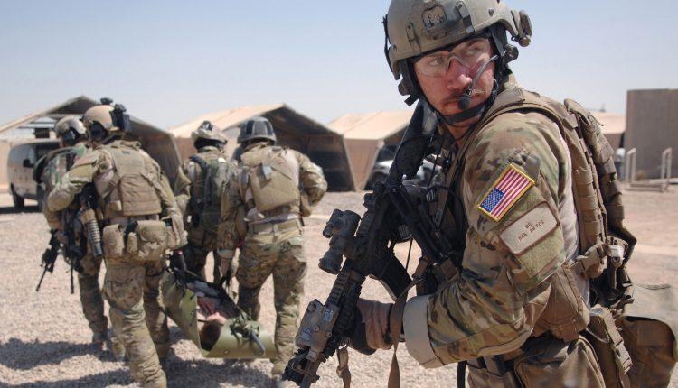 قوات أمريكية وبريطانية تصل محافظة المهرة